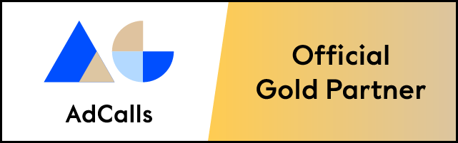 Adcalls Gold Partner iBiZZ