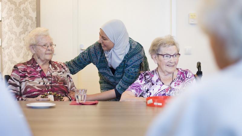 Werken bij Groenhuysen – Mandy Groenewegen van Regionaal Palliatief Centrum Hospice Roosdonck